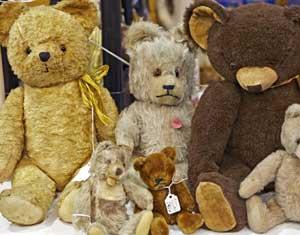 Teddy Bear Collecting