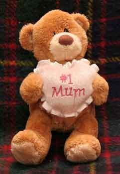 Gund Number One Mum Bear