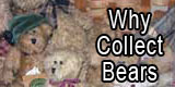 Why Collect Teddy Bears