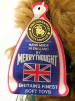 Merrythought Wishbone Label