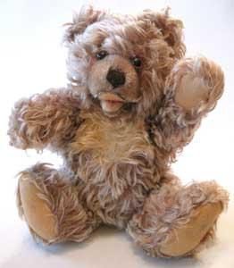 Steiff Zotty Bear